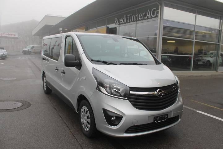 bus Opel Vivaro Ko.2.9t L2H1 1.6CDTI 120 S/S