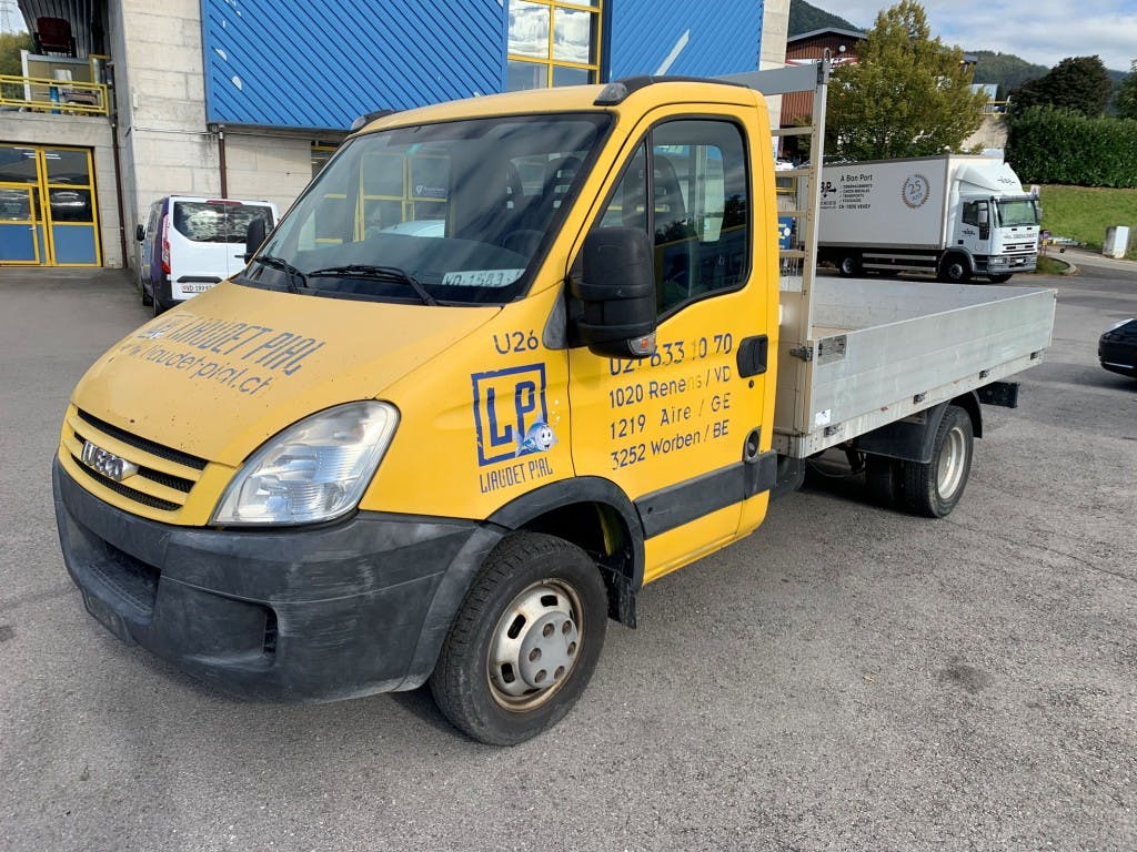 pickup Iveco Daily / Turbo Daily Daily 35 C 15 GCDA15B1B1