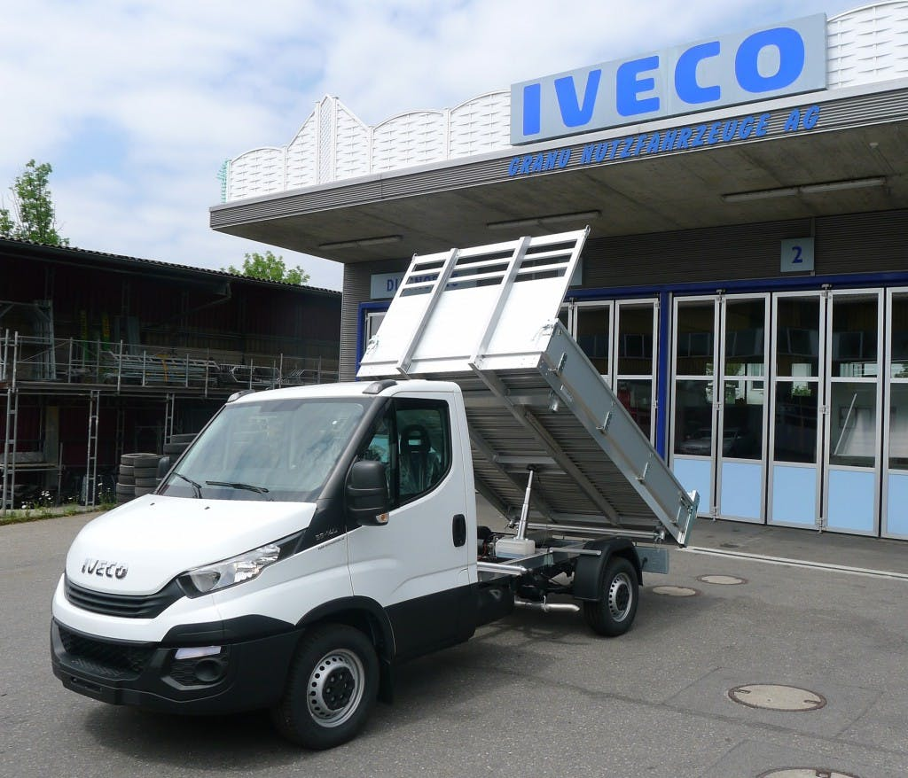 pickup Iveco Daily / Turbo Daily Daily 35 S 14