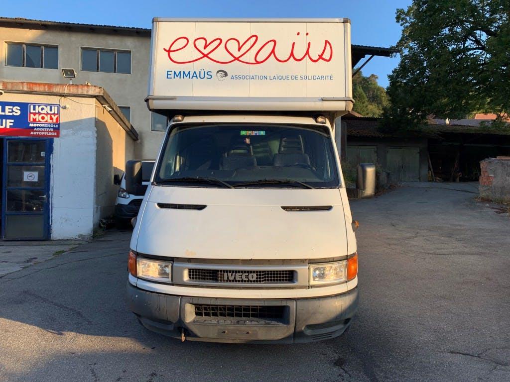 pickup Iveco Daily / Turbo Daily Daily City 35 C 15 A2HA13B1B1