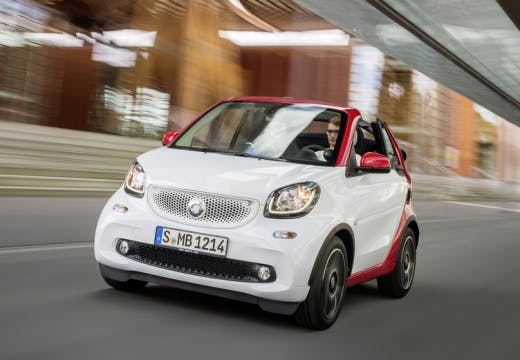 cabriolet Smart Fortwo Brabus Xclusive twinmatic