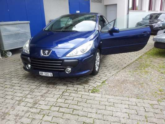 cabriolet Peugeot 307 CC 2.0 16V 143 Dynamic