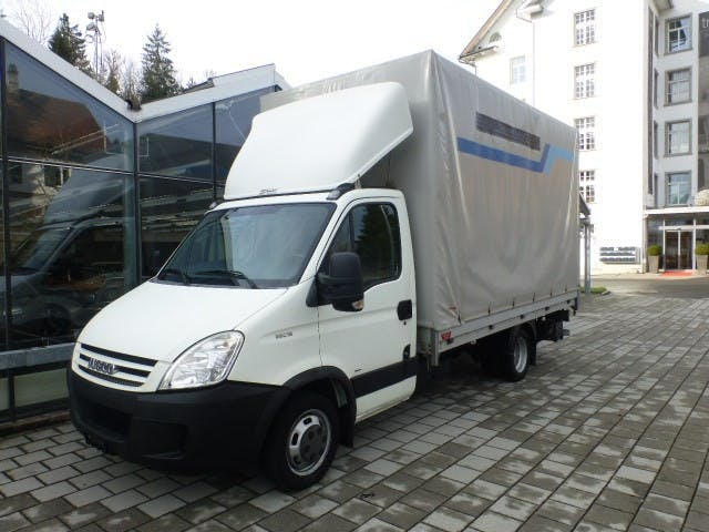 pickup Iveco Daily / Turbo Daily Daily 35 C 18