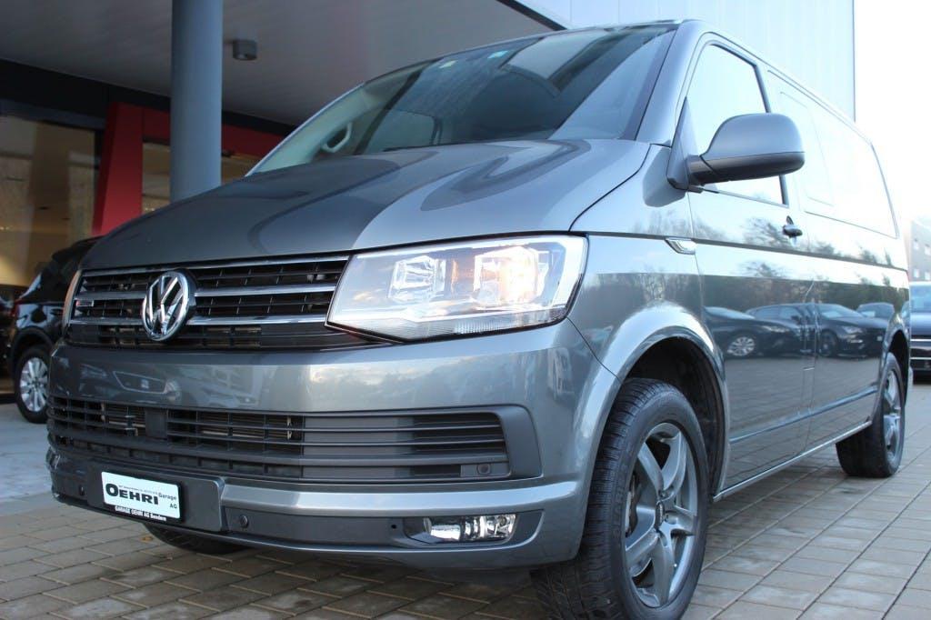 bus VW T6 Multivan 2.0 TDI Family 4Motion DSG