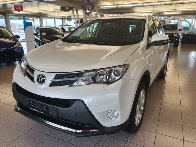 suv Toyota RAV4 2.0i VMa Sol Premium MdS