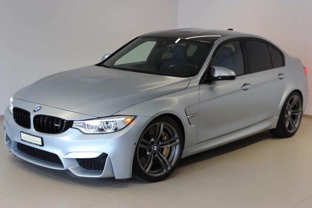 saloon BMW 3er M3