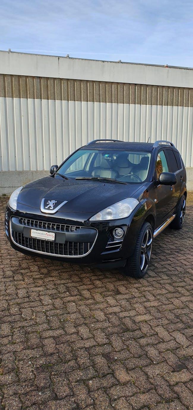 suv Peugeot 4007 2.2 HDi Platinum Ed.