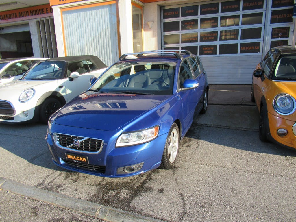 estate Volvo V50 1.6D DRIVe Start/Stop Momentum