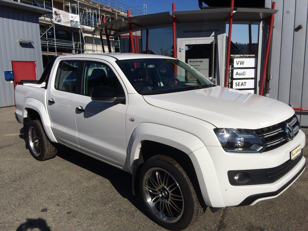 pickup VW Amarok 2.0 BiTDI Canyon 4Motion