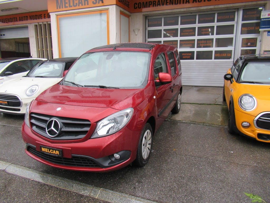 bus Mercedes-Benz Citan Tourer 111 CDI L 5-Plätzer/5 places