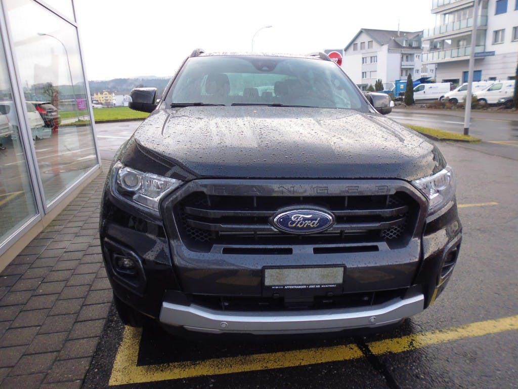suv Ford Ranger Wildtrack 2.0 Eco Blue 4x4 A