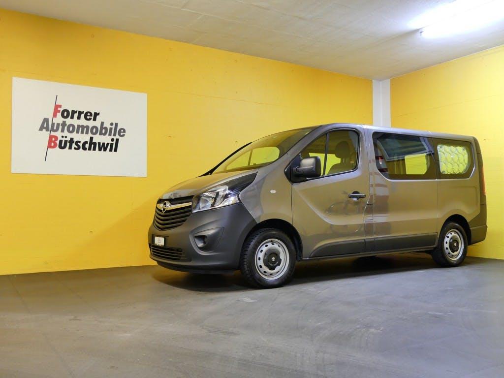 bus Opel Vivaro 1.6 BiTurbo CDTI ecoFLEX 2.7t L1H1
