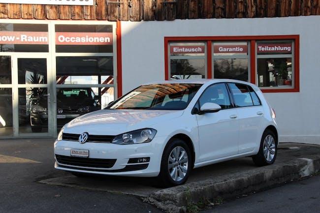 saloon VW Golf 1.2 TSI Comfortline