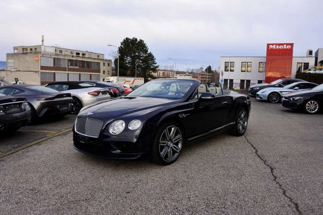 cabriolet Bentley Continental GTC 4.0 V8