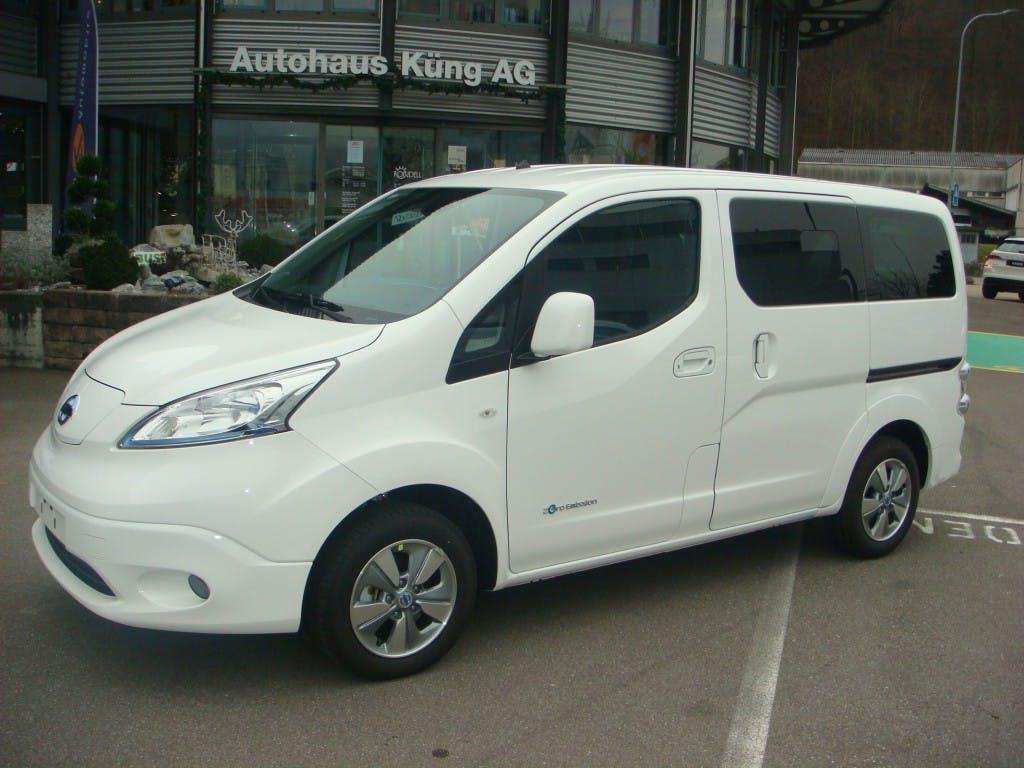 bus Nissan NV200 e-Evalia (inklusive Batterie)
