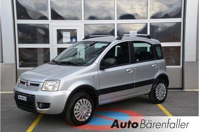 saloon Fiat Panda 1.2 4x4 (Trekking)