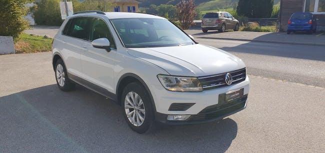 suv VW Tiguan 1.4TSI Comfortline 4Motion DSG