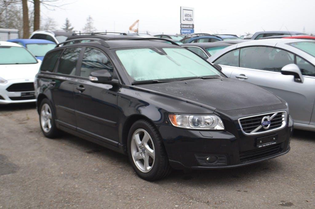 estate Volvo V50 D2 Business Edition