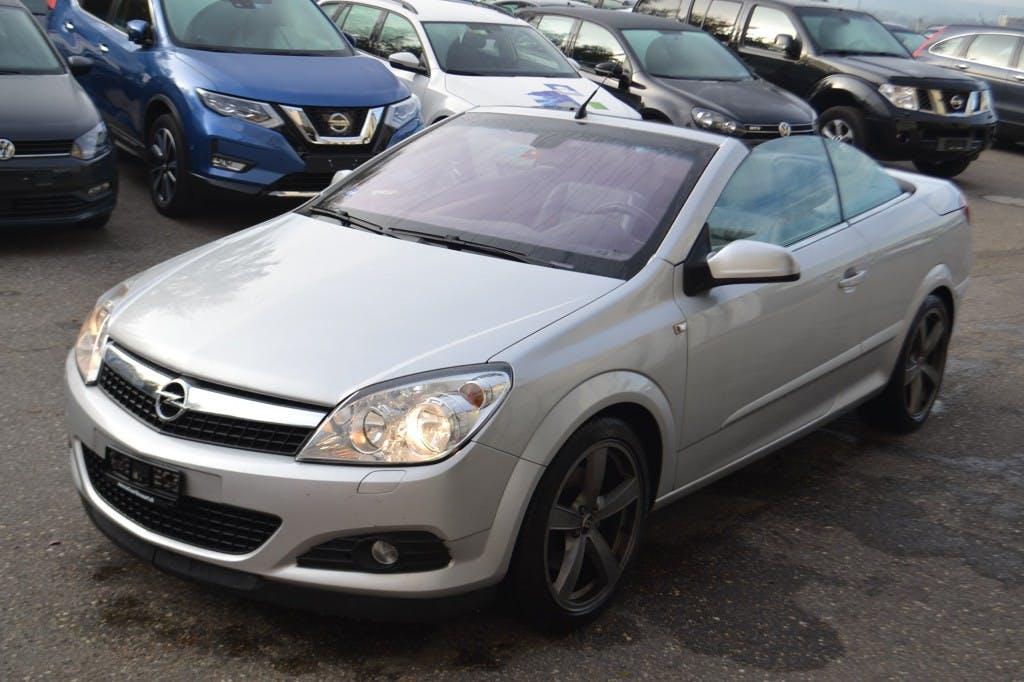 cabriolet Opel Astra TT 1.6i 16V Turbo Cosmo
