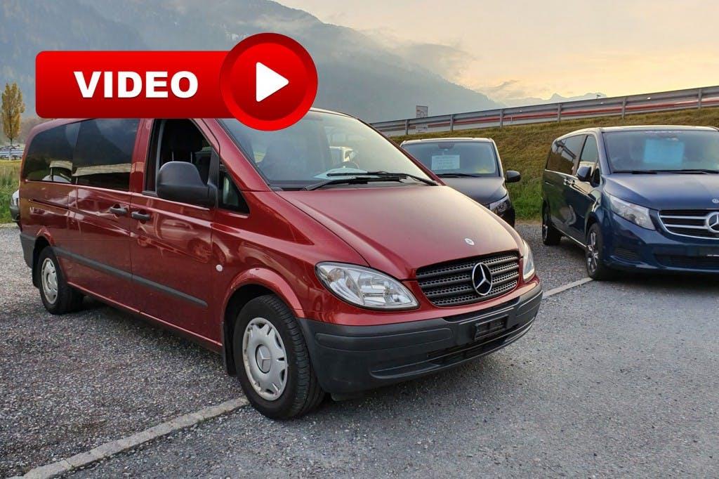 bus Mercedes-Benz Vito 120 CDI EL Automat