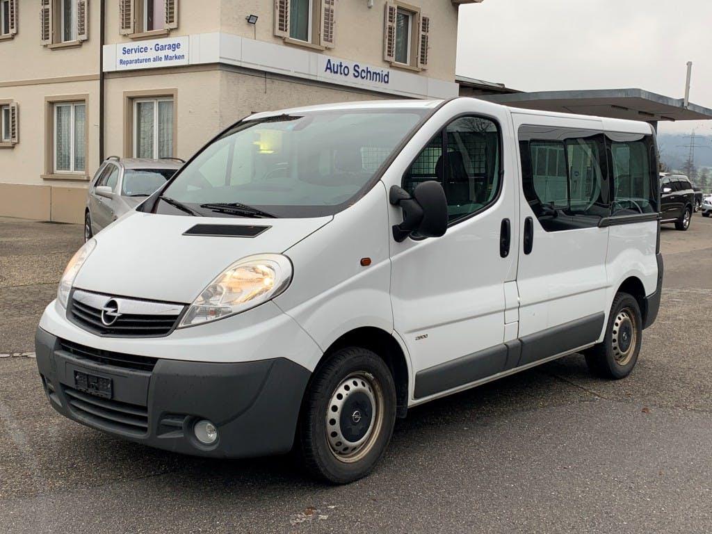 bus Opel Vivaro 2.0 CDTI 2.9t L1H1