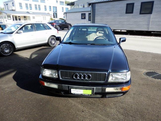 saloon Audi 80 2.6 E V6 quattro