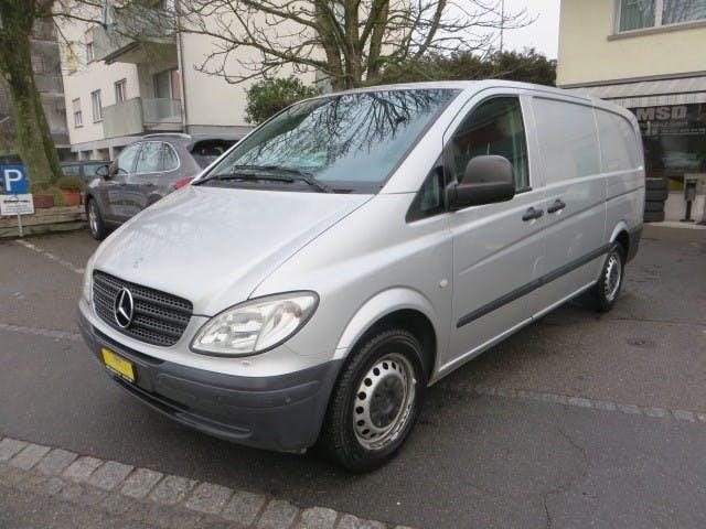 pickup Mercedes-Benz Vito 111 CDI L