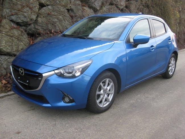saloon Mazda 2 1.5i 16V Revolution