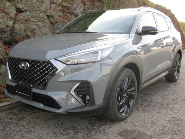 suv Hyundai Tucson 2.0 CRDI N-Line4WD