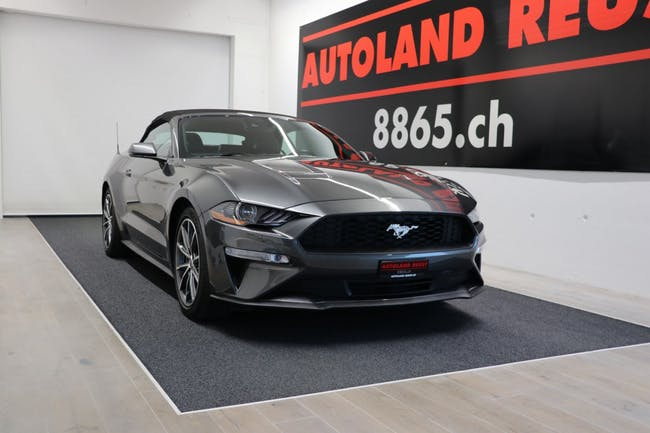 coupe Ford Mustang 2.3 Eco Boost Cabrio MY 2019