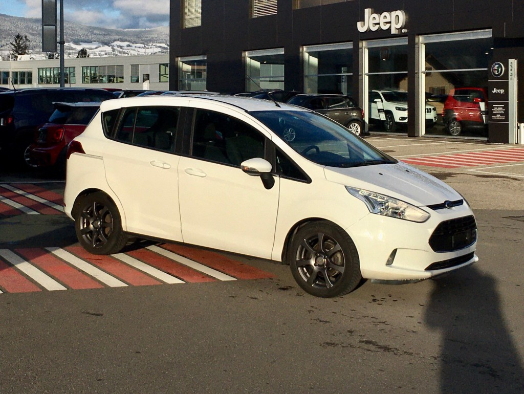 Used Ford B-Max 1.6