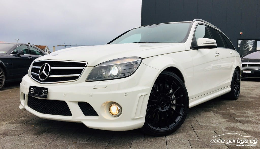 estate Mercedes-Benz C-Klasse C 63 AMG Performance Package 7G-Tronic