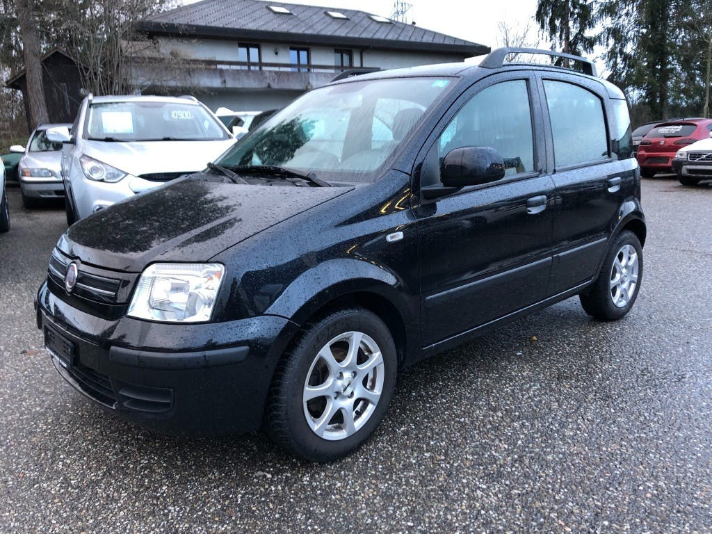 saloon Fiat Panda 1.2 MyLife