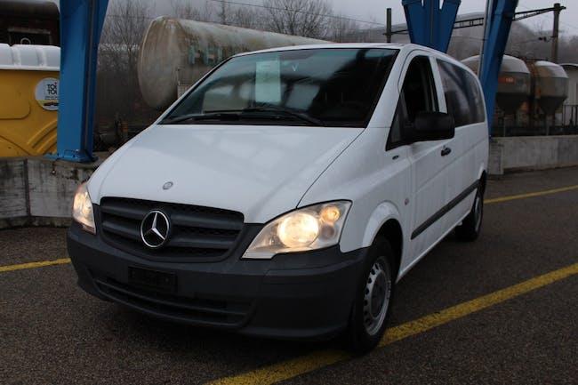 bus Mercedes-Benz Vito 113 CDI Blue Efficiency