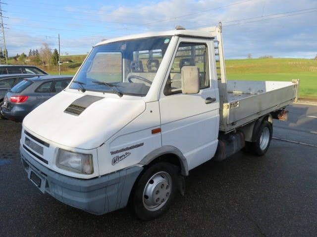 pickup Iveco Daily / Turbo Daily TURBO-DAILY Dreiseitenkipper