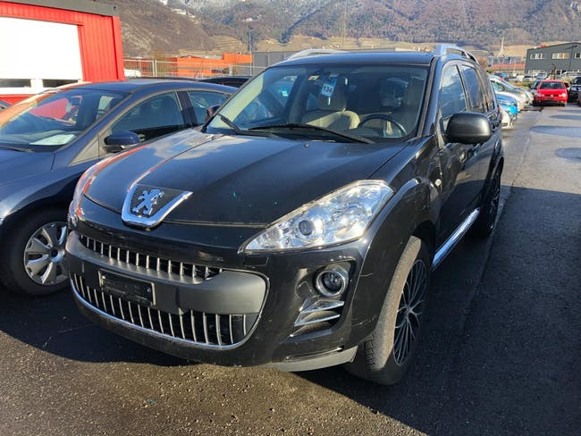 suv Peugeot 4007 2.2 HDi Platinum Edition DCS6