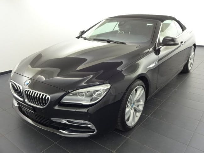 cabriolet BMW 6er 640d