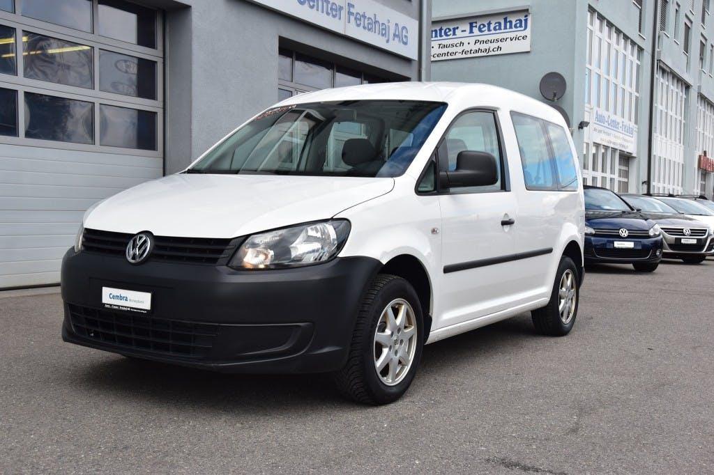 bus VW Caddy 1.2 TSI Entry