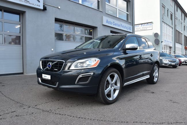 suv Volvo XC60 T6 AWD R-Design Geartronic