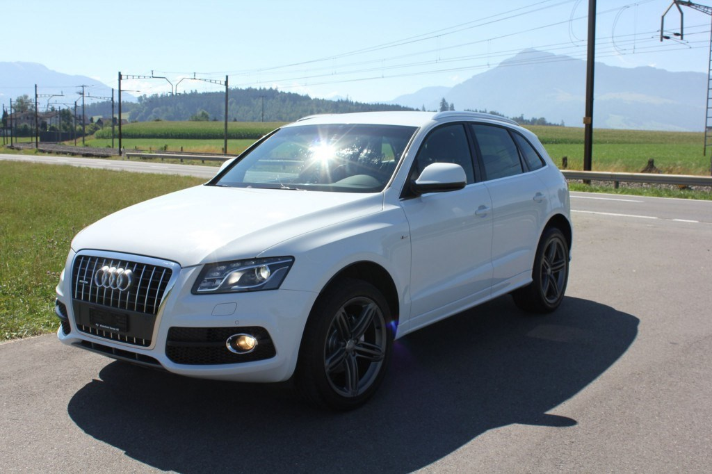 Used Audi Q5 2.0 TDI quattro S tronic