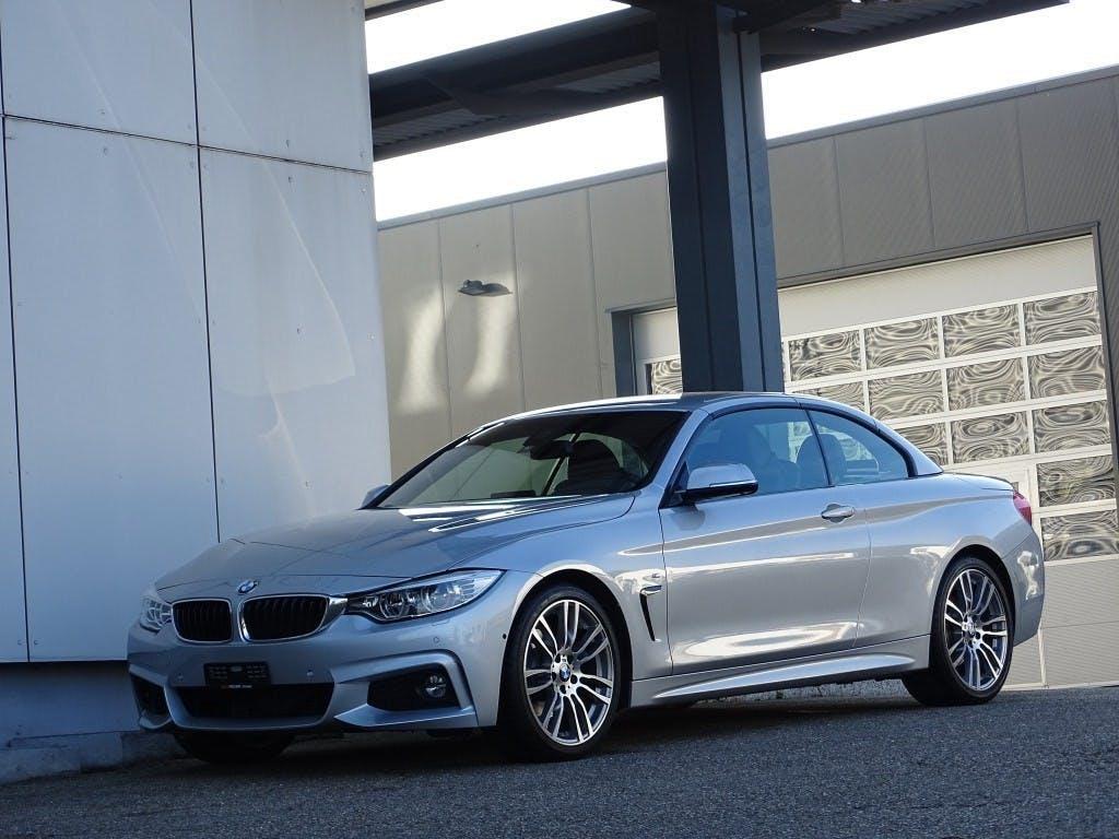 cabriolet BMW 4er 428i Cabriolet M Sport Steptronic