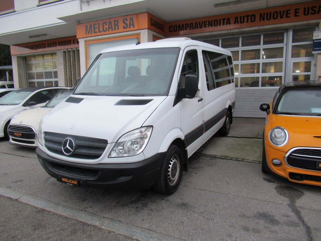 bus Mercedes-Benz Sprinter 213 CDI Standard Bluetec