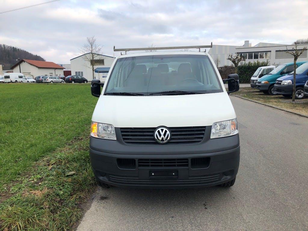 pickup VW T5 1.9 TDI PD