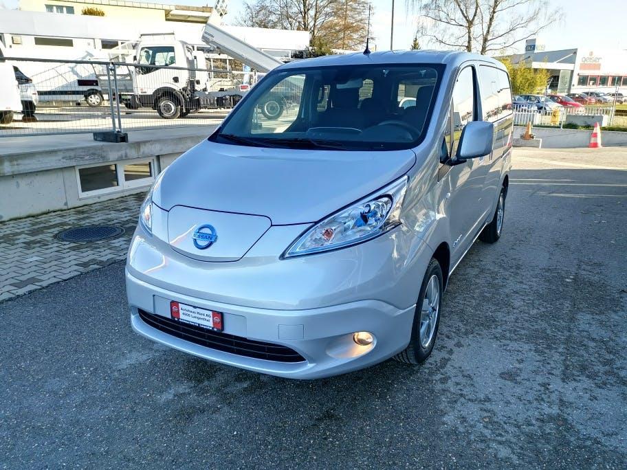 bus Nissan NV200 e-NV200 Kombi 40kWh Elektro Evalia 7P