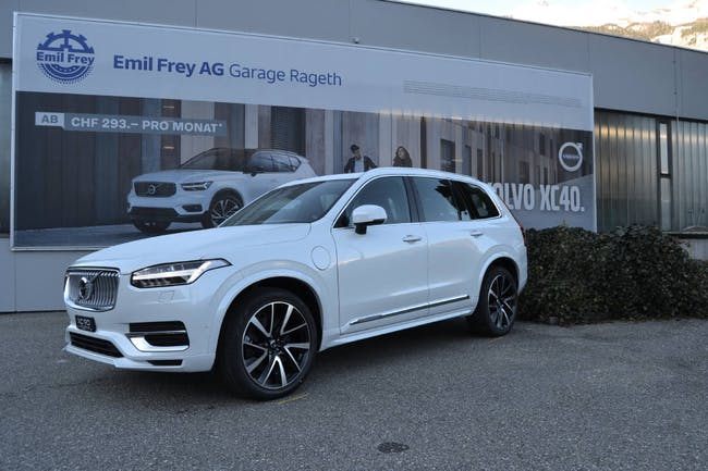 suv Volvo XC90 2.0 T8 TE Inscription 7P. eAWD