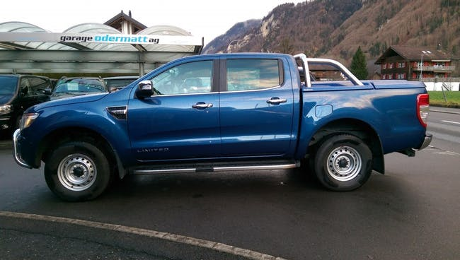 suv Ford Ranger LTD 3.2 TDCi 4x4