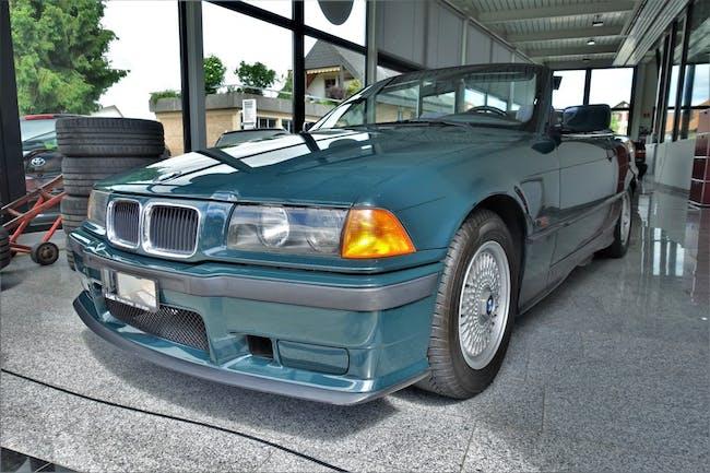 cabriolet BMW 3er 320i A Cabrio