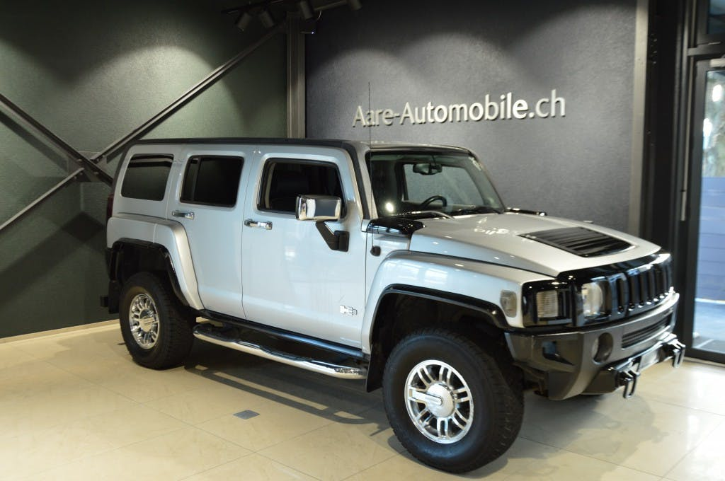suv Hummer H3 3.7 Luxury Automatic
