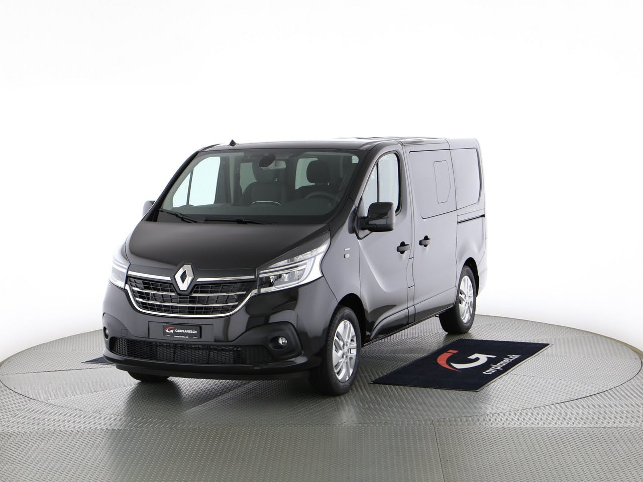 bus Renault Trafic Spaceclass 2.0 dCi Blue