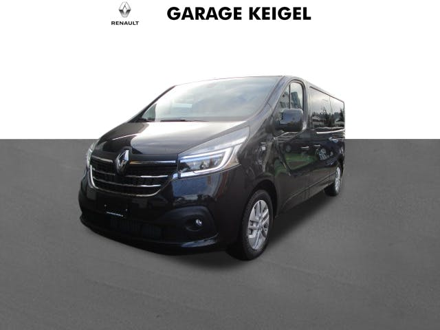 bus Renault Trafic Grand Spaceclass 2.0 dCi Blue 170